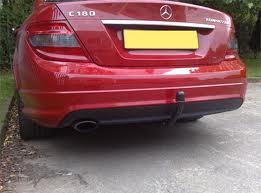 Mercedes towbar fitters