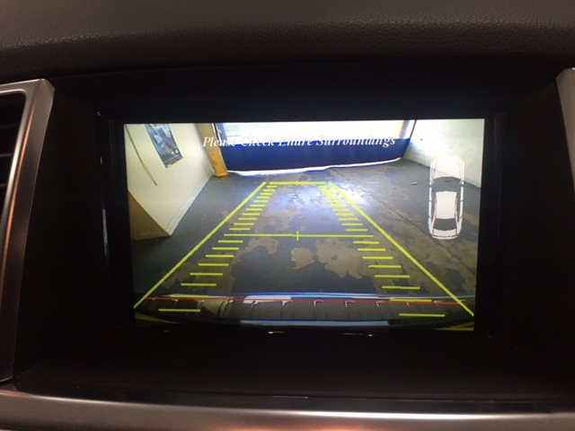 Reversing Camera Fitting Birmingham Audi, Jaguar, Mercedes